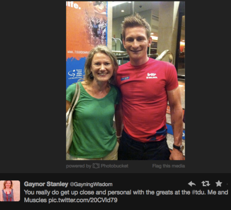 Andre Greipel muscles