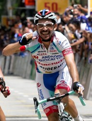 2012 winner Jose Serpa (image courtesy of Tour de Langkawi)