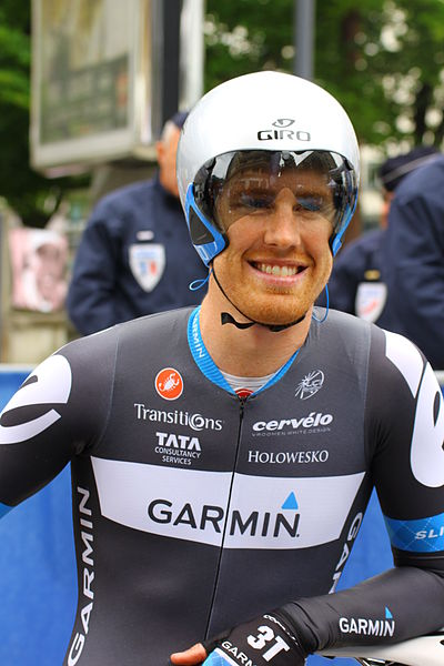 Farrar will be looking to add to his maiden Tour victory last year (image courtesy of Wikipedia)