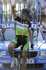 Michael Albasini (image courtesy of GreenEDGE website)