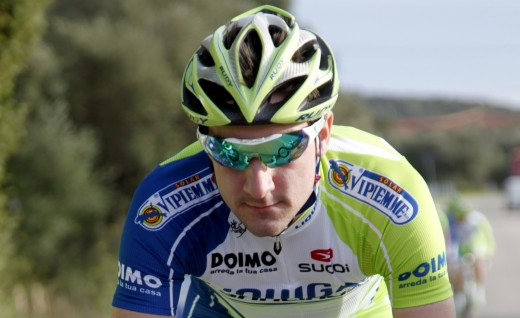 Elia Viviani ( image courtesy of Liquigas-Cannondale website)