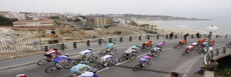 Volta a Catalunya will be racing along the Spanish coastline (image courtesy of race website)
