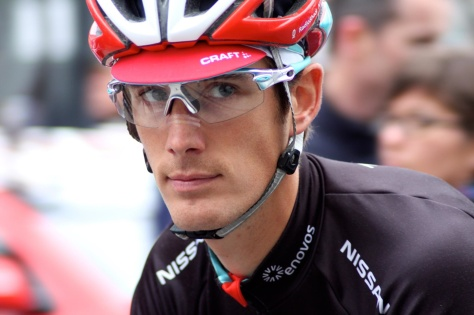 Andy Schleck had a disappointing return to racing (Image: Danielle Haex)