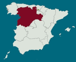 Castilla y Leon (image courtesy of Wikipedia)