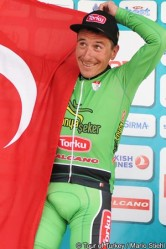 Ivailo Gabrovski: winner stage 3 (image courtesy of official tour site)