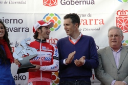 Moreno with Miguel indurain (image courtesy of Susi Goetze CyclingInside)