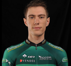 Pierre Rolland (image courtesy of Europcar)