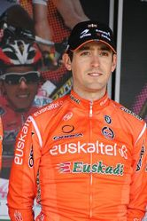 Mikel Nieve (image courtesy of Euskaltel-Euskadi)