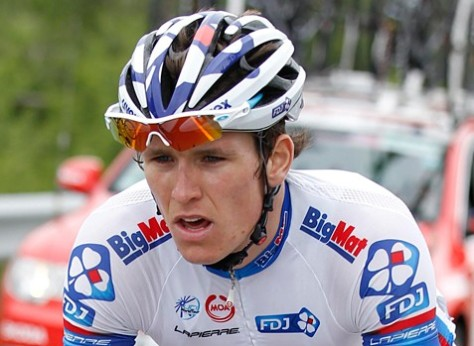 Demare claimed his biggest win so far, a week shy of his 21st birthday (image courtesy of FDJ-BigMat)