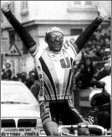 Laurent Fignon (image courtesy of Cycling Archives)