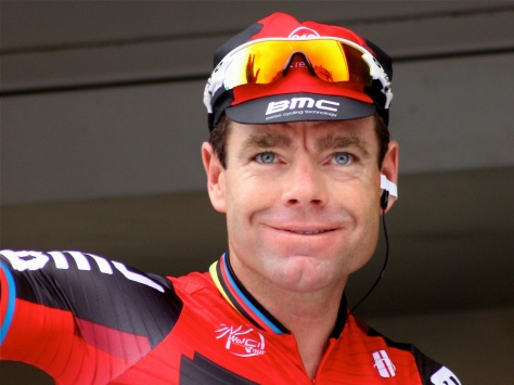 With limited team support, will Cadel play it safe? (Image: Danielle Haex)