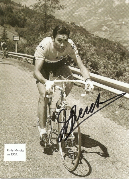 Eddy Merckx (image courtesy of Cycling Archives)