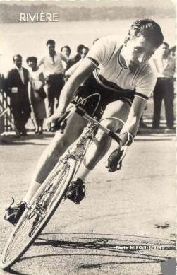 Roger Riviere (image courtesy of Cycling Archives)