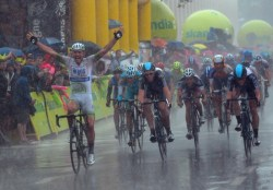 Stage 7 winner John  Degenkolb (image courtesy of official race website)