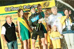 Stage 5 winner Ben Swift (image courtesy of official race website)