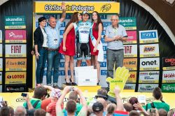 Zdenek Stybar winner of stage 3 (image courtesy of official race website)