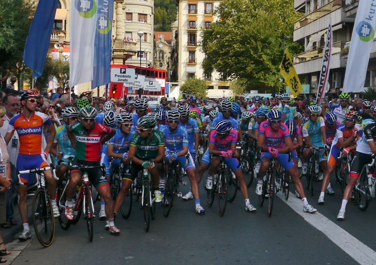 Clasica San Sebastian 21012: a chance to catch up before the start