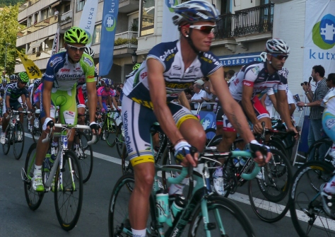 Clasica San Sebastian 2012: trying to get rid of those pesky silly tan lines!