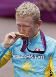 Olympic road race champion Alex Vinokourov (image courtesy of Alex Vinokourov)