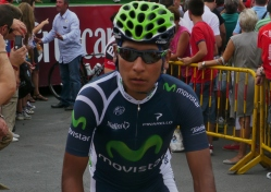 Astana are reportedly looking to sign Nairo Quintana (Image: RDW)