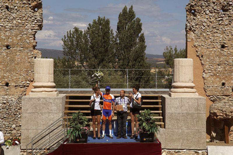 Paul Maertens makes it Rabobank 2 - 2 Katusha (image courtesy of official race site)