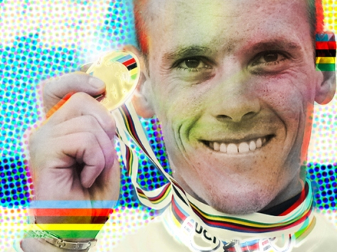 Success at the Vuelta led to a rainbow jersey for Phil Gil (Image: Panache)
