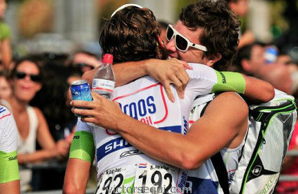 Wish 2: That Koen de Kort gets lots of hugs for great racing during the Classics