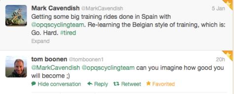 Cav & Boonen