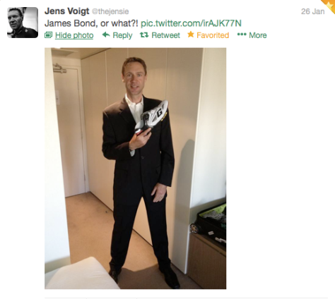 Jens as bond
