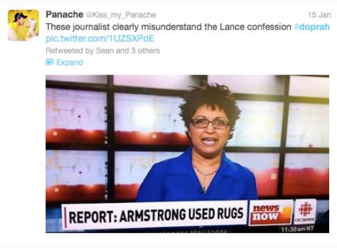 Lance used rugs