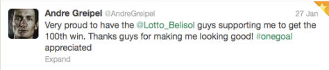Lotto boys Greipel