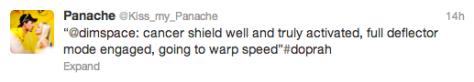 Panache Lance tweet 2