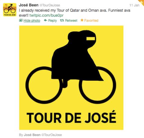 Tour de Jose as ET