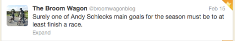 Andy Shleck main goal