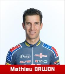 Drujon, Winner of Boucles de Sud Ardeche 2013 (image courtesy of BigMat-Auber 93)