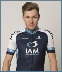 Heinrich Haussler (image courtesy of IAM Cycling)