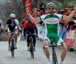Double-stage winner Hivert has dream start to 2013 season (imge courtesy of team Blanco)