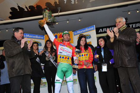 Triumphant in Etoile de Besseges (image courtesy of race site)