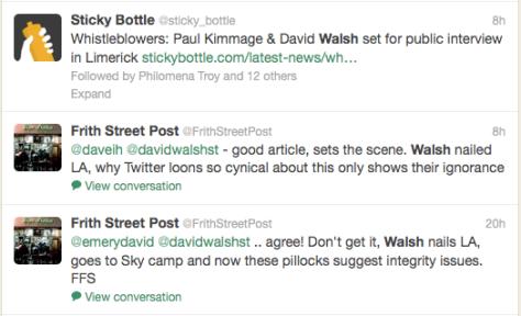 Kimmage Walsh Frith Street