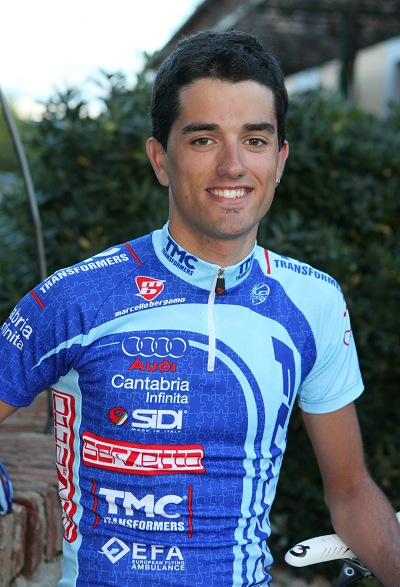 Beñat in Saunier's new colours for 2009