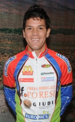 Arredondo was the race's outstanding climber (image courtesy of Cycling Archives)