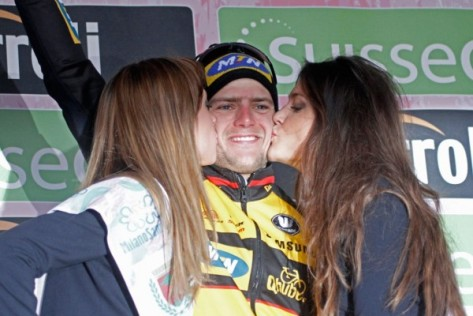 Ciolek - a monument winner before his 27th birthday (Image:  Davide Calabresi)