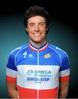 Sylvain Chavanel is hitting top form (image courtesy of OPQS)