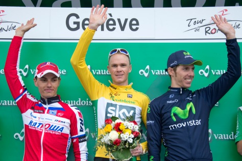 The final podium (Image: official website)