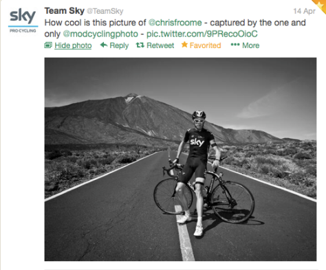 Froome pic 1