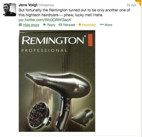G Jens Remington 2