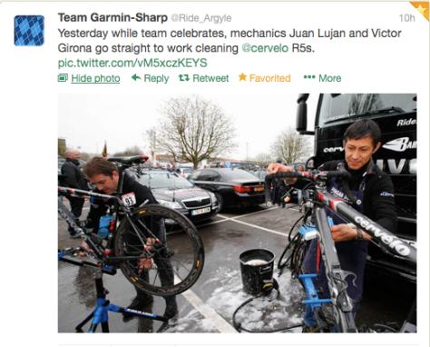 LBL Garmin mechanics