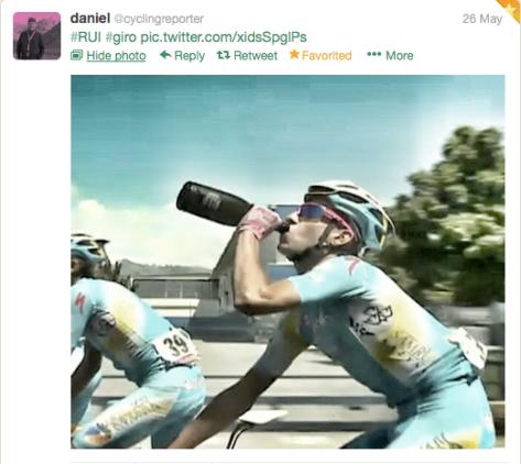 Giro Astana swig