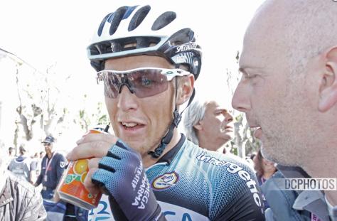 Giro Stage 13 OPQS finish CREDIT DAVIDE CALABRESI