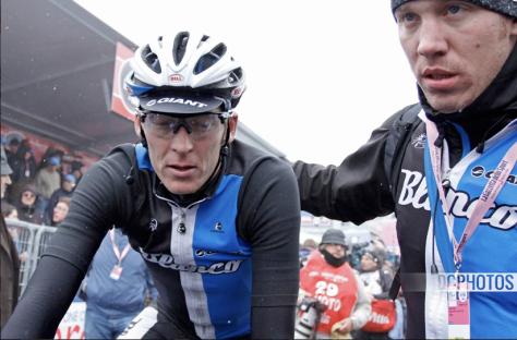 Giro Stage 14 aftermath 6 CREDIT DAVIDE CALABRESI